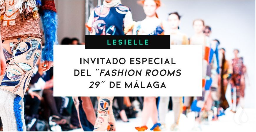 Lesielle, invitada especial en el Fashion Rooms 29 de Málaga