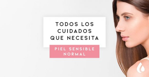 Piel Normal Sensible