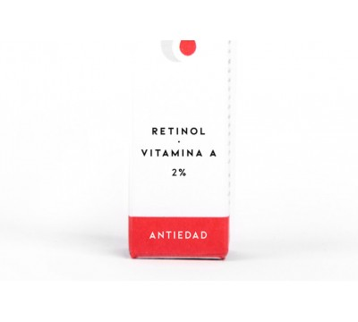 Retinol vitaminE A anti age
