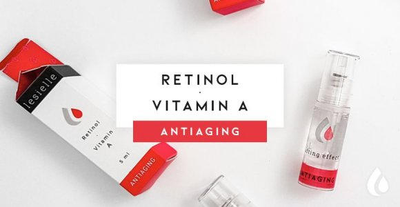 The best anti-aging active: Retinol