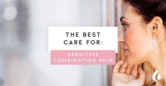 Care for Sensitive Combination Skin