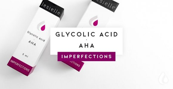 The best exfoliant for dry skin: Glycolic Acid (AHA)