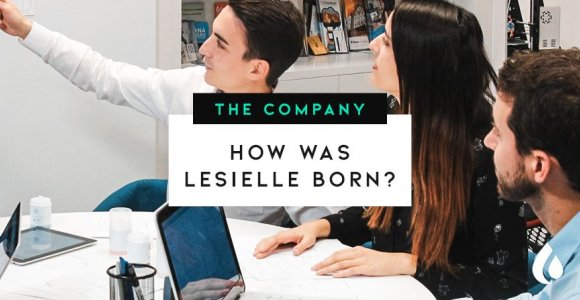 How was Lesielle born?